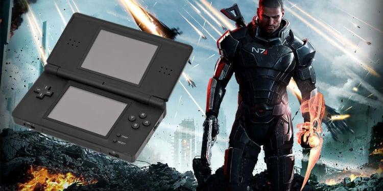 Mass Effect: Corsair Nintendo DS