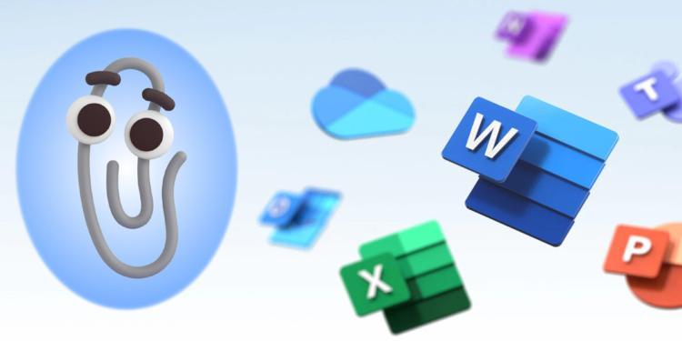 Microsoft Office 365 Clippy