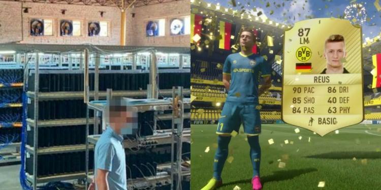 Miner Ukraina Ps4 Fifa