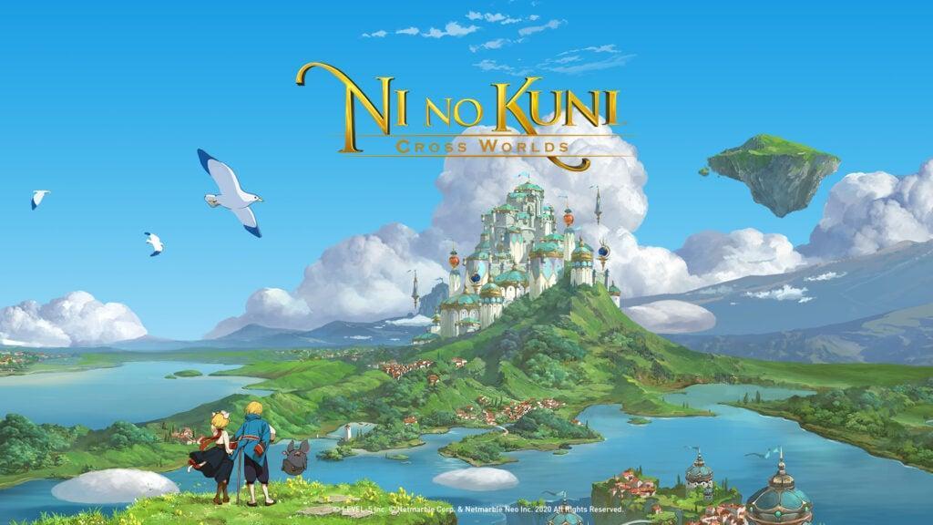 Ni No Kuni Cross Worlds 1