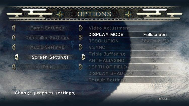 Ninja Gaiden Master Collection Graphics Options 750x422 1