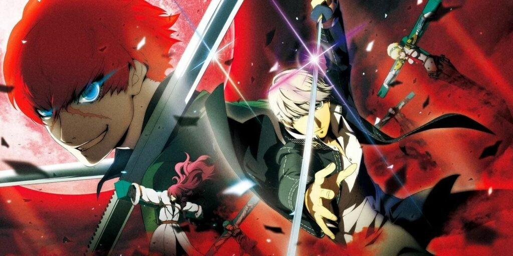Persona 4 Arena Ultimax Remaster