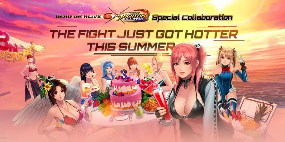 The King of Fighters All Star Dead or Alive