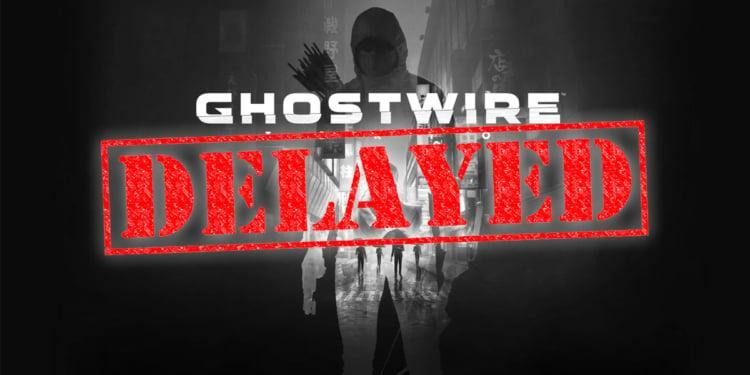 Ghostwire Tokyo Ditunda Rilis