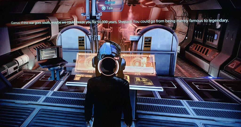Commander Shepard Mass Effect