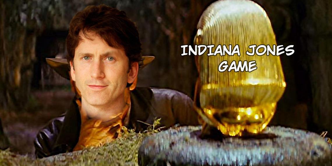 Todd Howard Indiana Jones Game