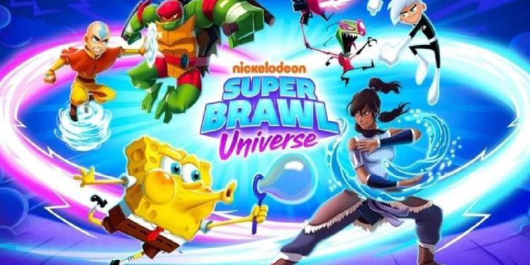 Game Fighting Crossover Nickelodeon All-Star Brawl Bocor di Dunia Maya