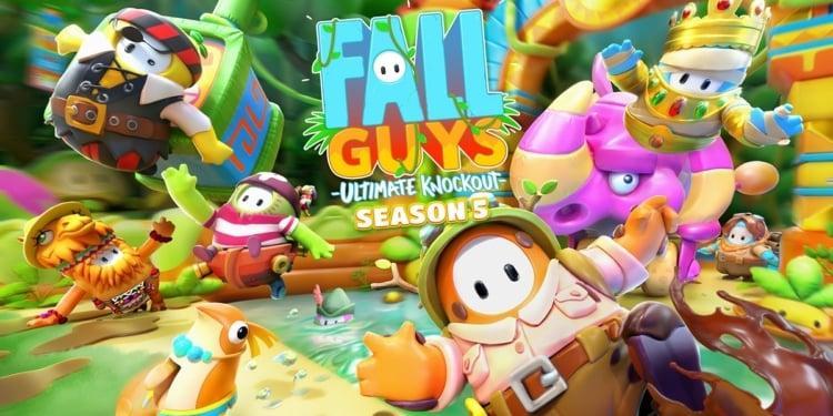 Fall Guys Season 5 Umumkan Bera Stage, Mode dan Event Baru