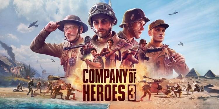 Relic Entertainment Umumkan Company of Heroes 3