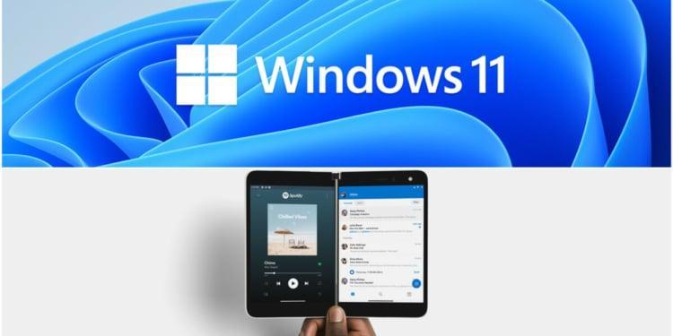 Smartphone Windows 11