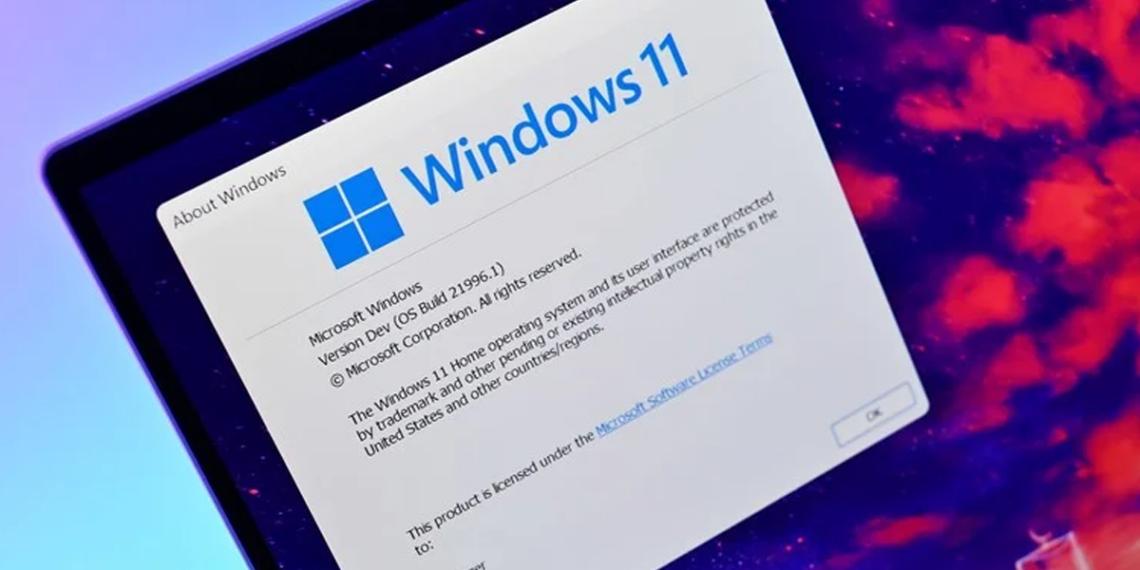 Perubahan Windows 11
