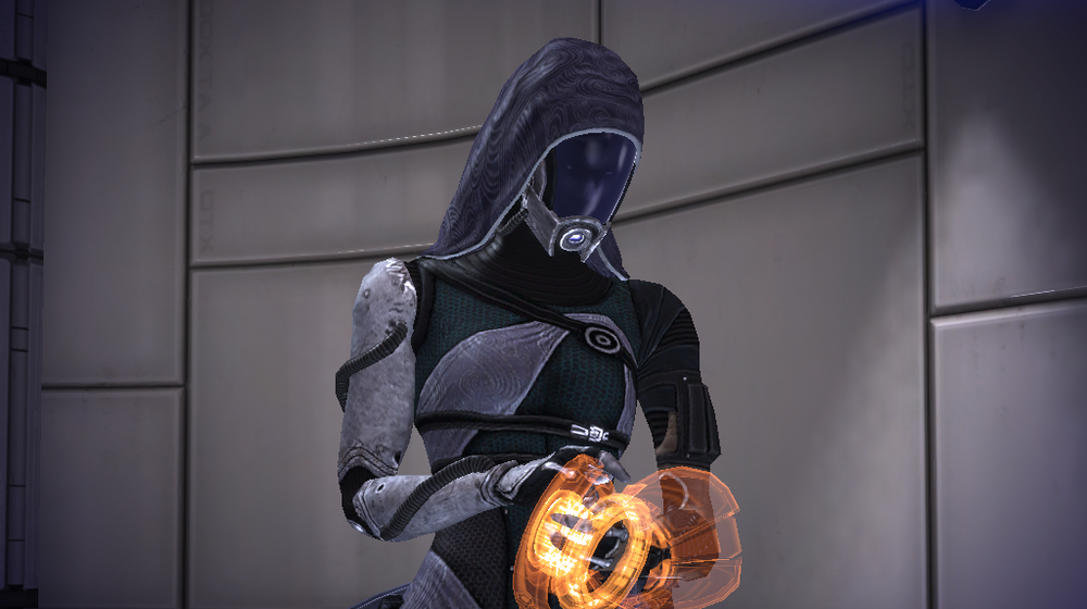 Mass Effect Tali Dakimakura