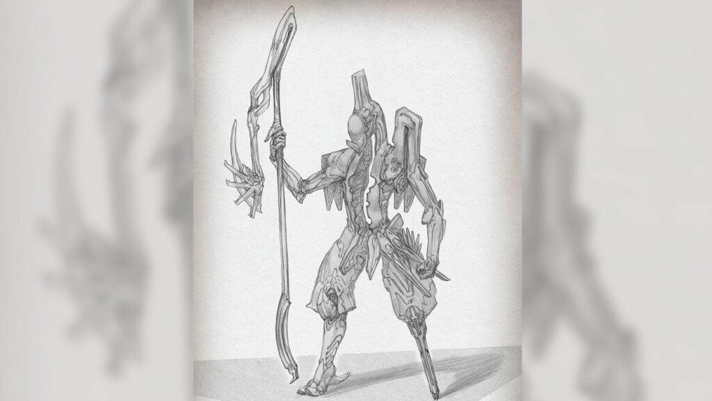 Warframe Caliban