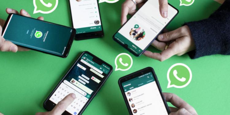Whatsapp Multi Device Header