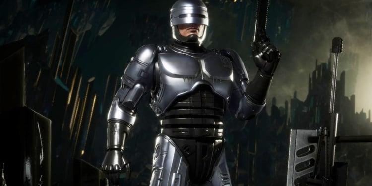 Nacon Umumkan Game RoboCop: Rogue City