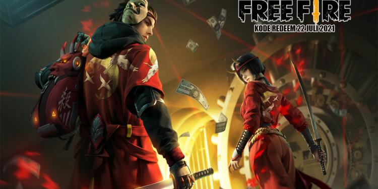 Kumpulan Kode Redeem Free Fire 22 Juli 2021, Banyak Skin Keren!