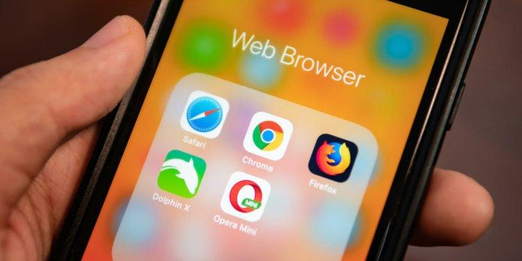 Web Browser Applications