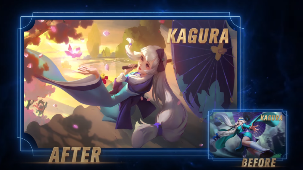 Kagura Project Next Express 5 Mobile Legends