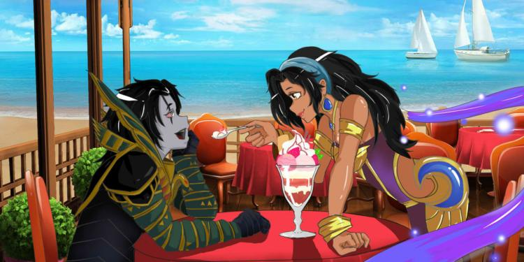 Kufra X Esmeralda By Gygass De9hwdr Fullview