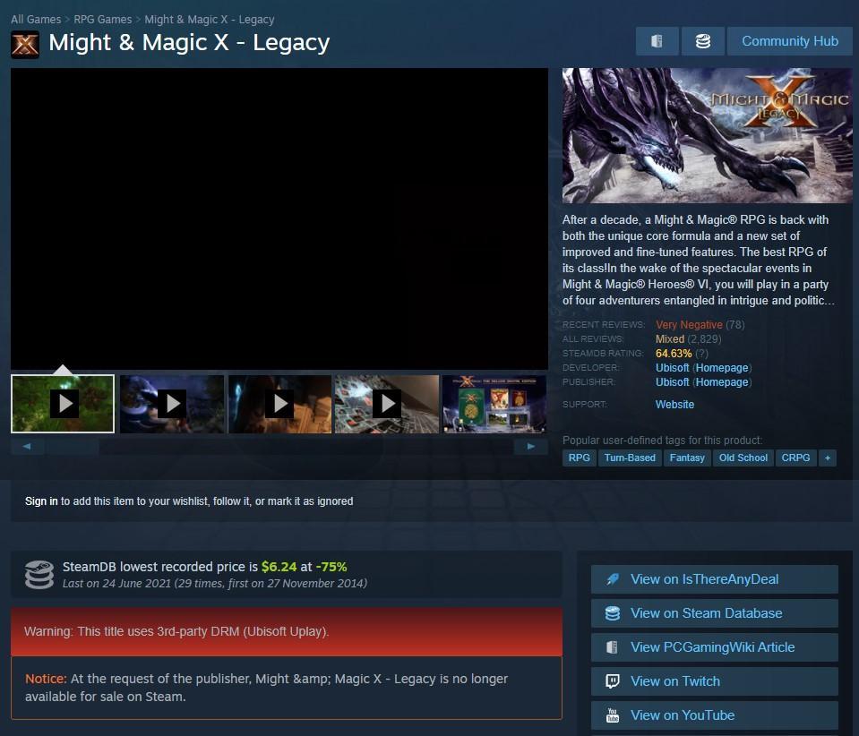 Might And Magic 1