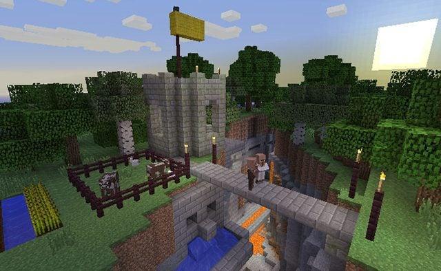 Minecraftlead 1