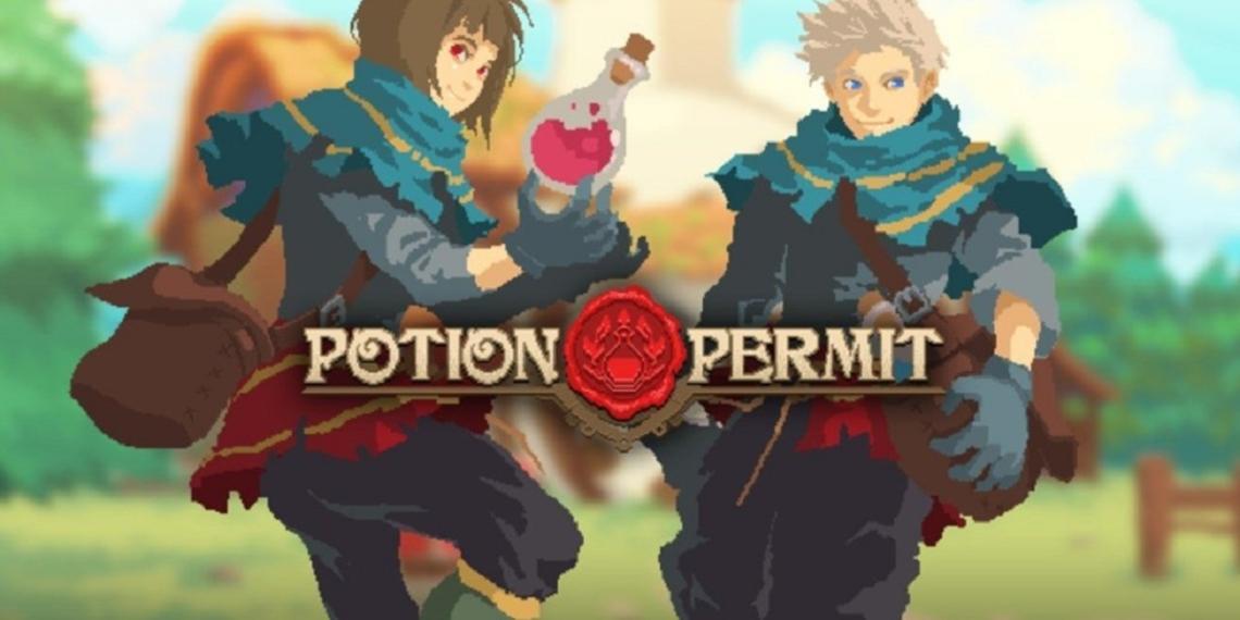 Menjadi Ahli Alkimia Modern di Game Indonesia, Potion Permit