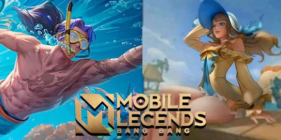 Skin Summer Mobile Legends