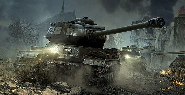 The Is 2 Berlin World Of Tanks World Of Tanks Wallpaper Preview
